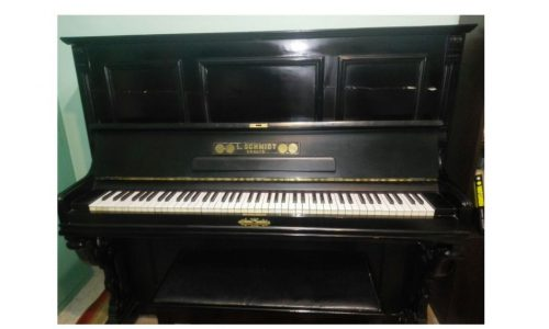 پیانو L.SCHMIDT آلمانی
