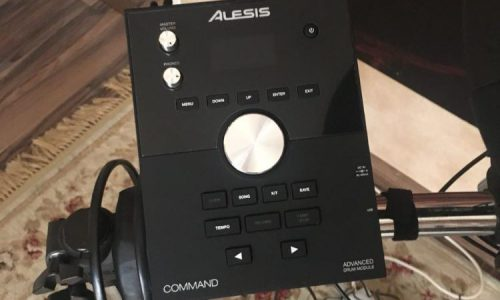 درام alesis command mesh kit