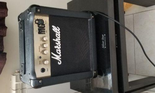 گیتار الکتریک، افکت و آمپلی فایر