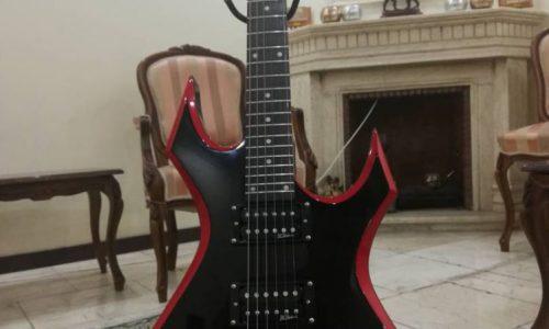 گیتار الکتریک BC Rich Warlock