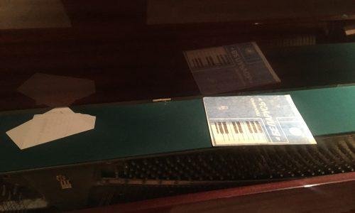 پیانو بلاروس B7