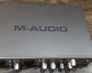 کارت صوت M-Audio