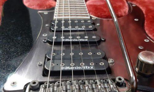 گیتار الکتریک مدل IBANEZ PRESTIGE RG2550Z 2010