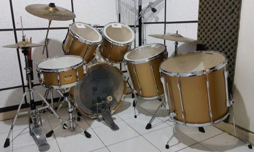 ست کامل درامز سایز بزرگ yamaha stage custom اصل اندونزی