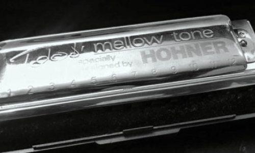 ساز دهنی هوهنر ۱۲ سوراخ . مدل mellow tone