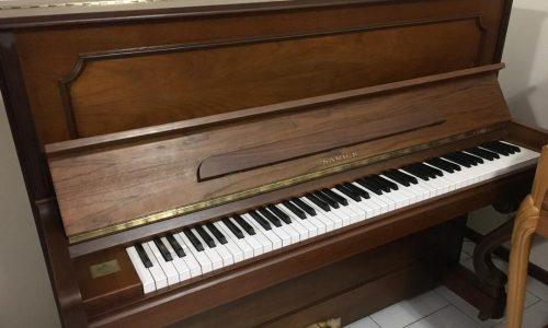 پیانو آکوستیک سمیک
