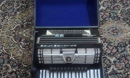 آکاردیون ولتمیستر ۱۲۰ باس برند آمیگو آک آک