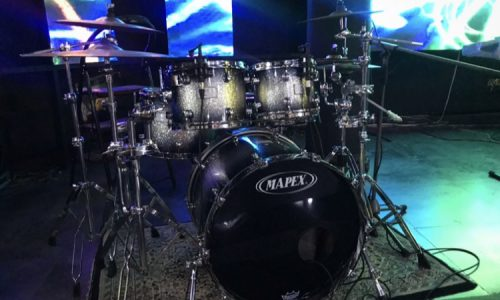 Mapex saturn galaxy burst مپکس سترن