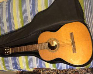 گیتار کورت Cort AC15 NAT همراه با کیف (کاملا نو)