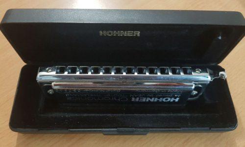 ساز دهنی هوهنر کروماتیک ۱۲ سوراخ مدل mellow tone