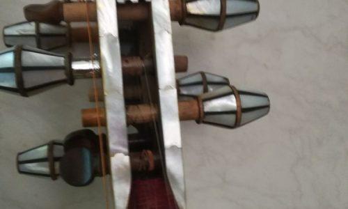تار صدف کاری شده آذربایجان