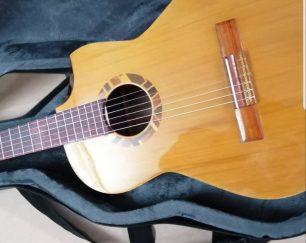 گیتار کلاسیک تمام چوب اسپانیایی