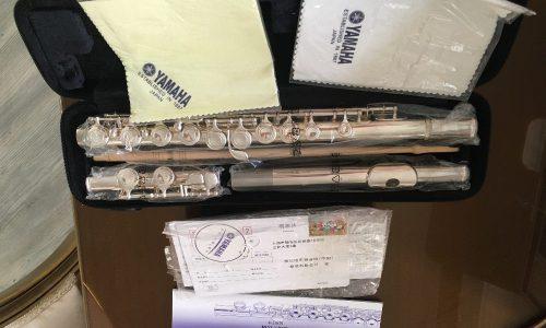 فلوت کلیددار مدل YFL-221DX