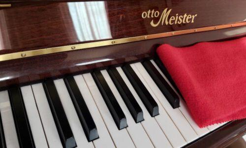 پیانو آکوستیک برند اتومایستر