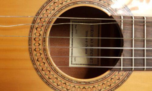 گیتار آنتونیو سانچز ۱۰۰۵