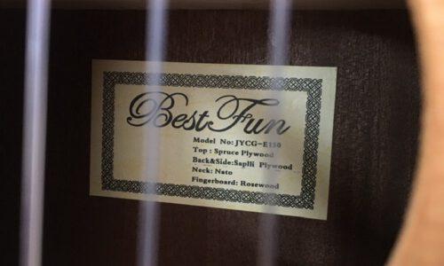گیتار best fun -E150