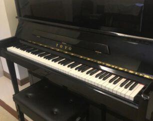 پیانو آکوستیک TOYO ژاپن