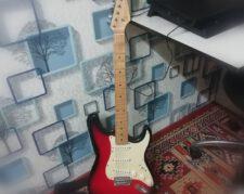 گیتار الکتریک و امپ