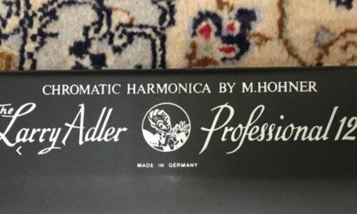 سازدهنی Honer- larry adler professional 12