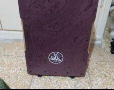 کاخن برند لوتوس ۴ سیم نو نو رنگ بنفش همراه با کیف